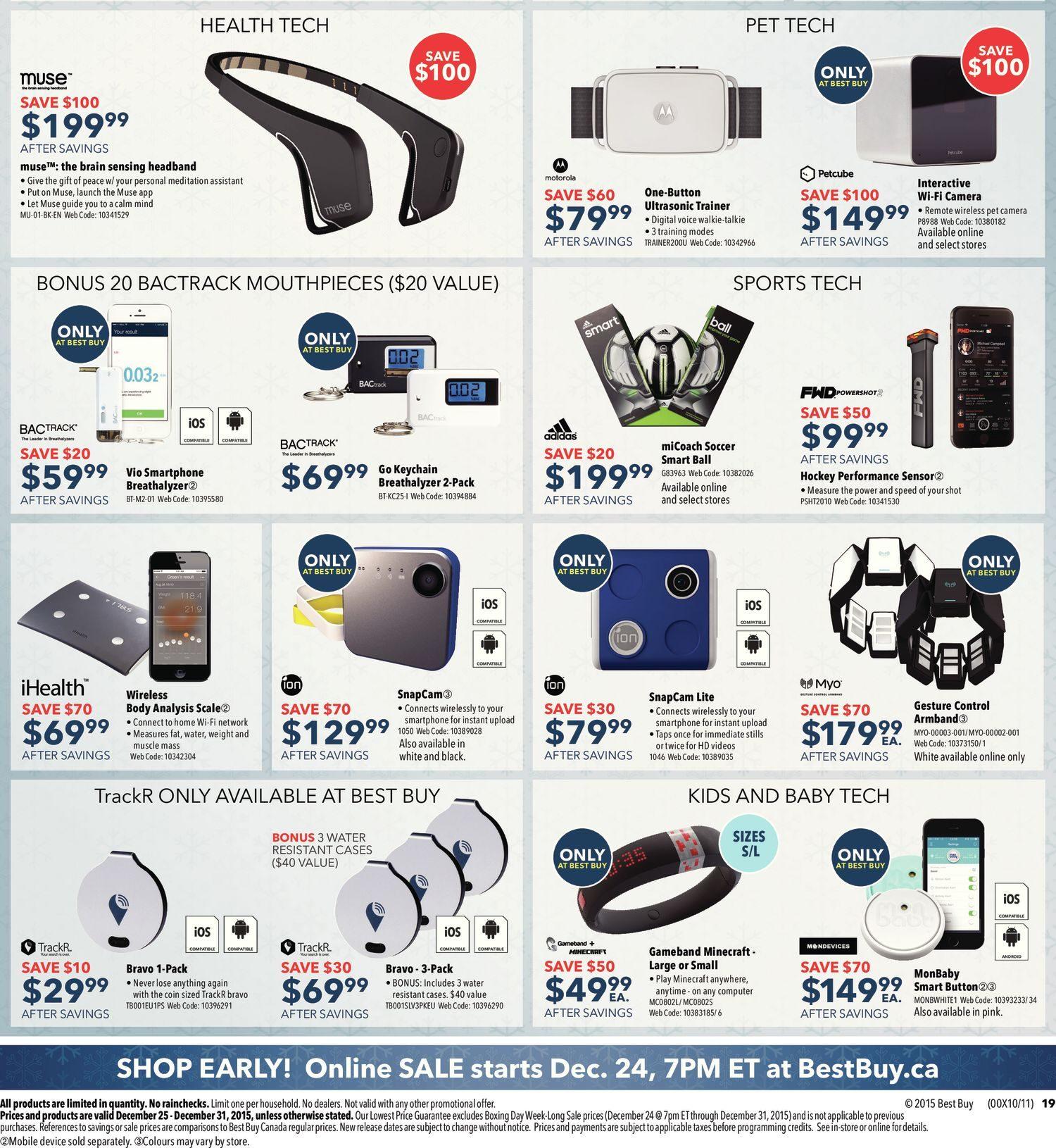Best Buy Weekly Flyer Boxing Week Long Sale Dec 25 31 Sakar Optical Usb Mouse Wiring Diagram