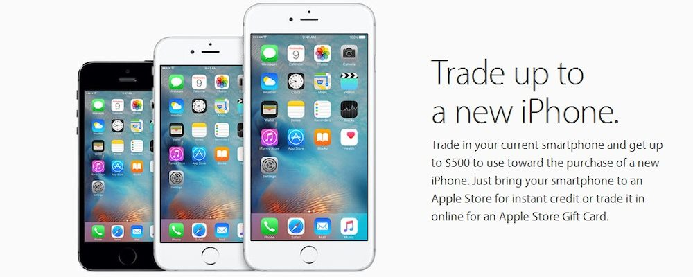 iphone trade in apple apple s iphone trade in program how to trade in your 15502