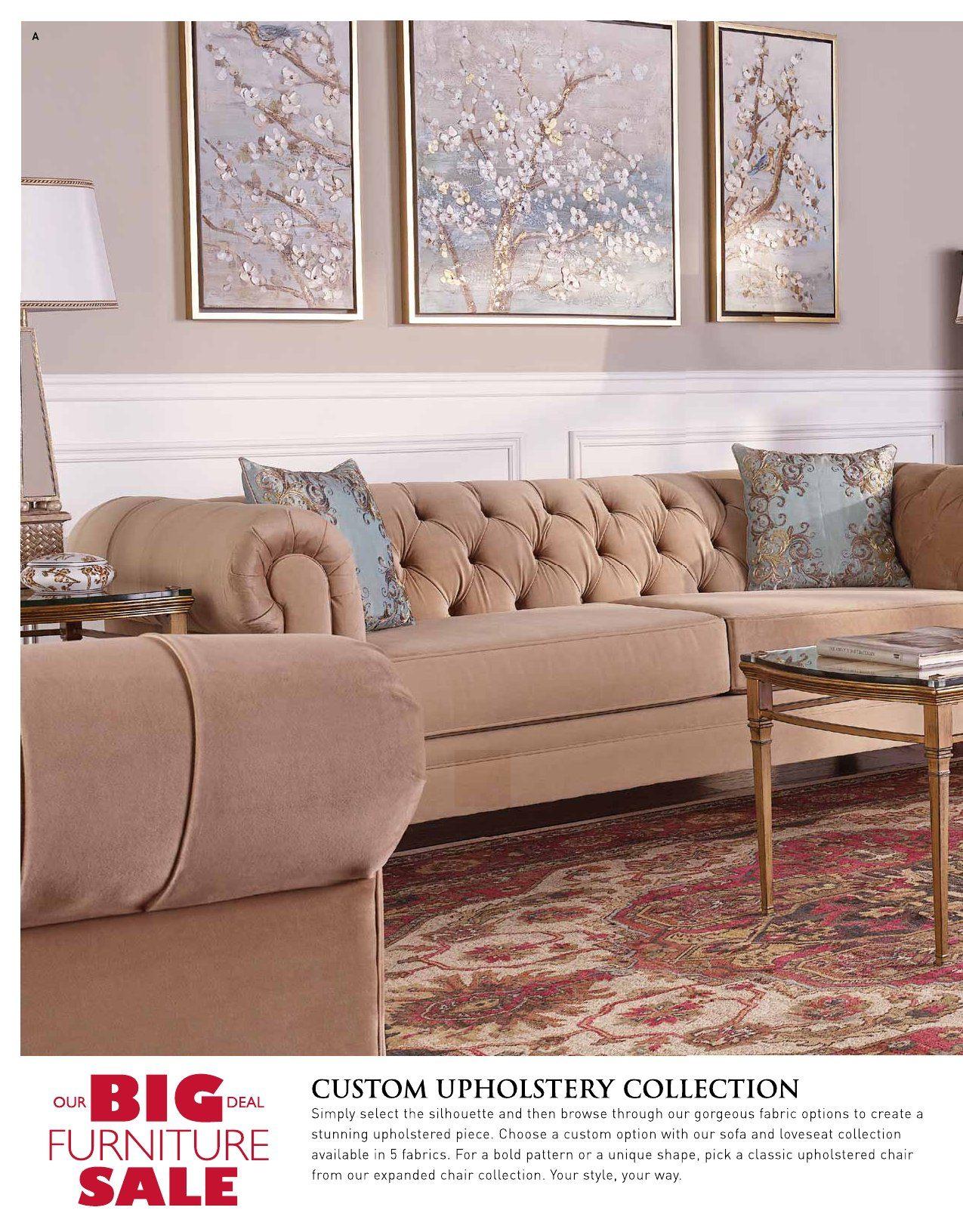 Bombay Weekly Flyer   Our Big Deal Furniture Sale   Jun 20 U2013 Jul 4    RedFlagDeals.com