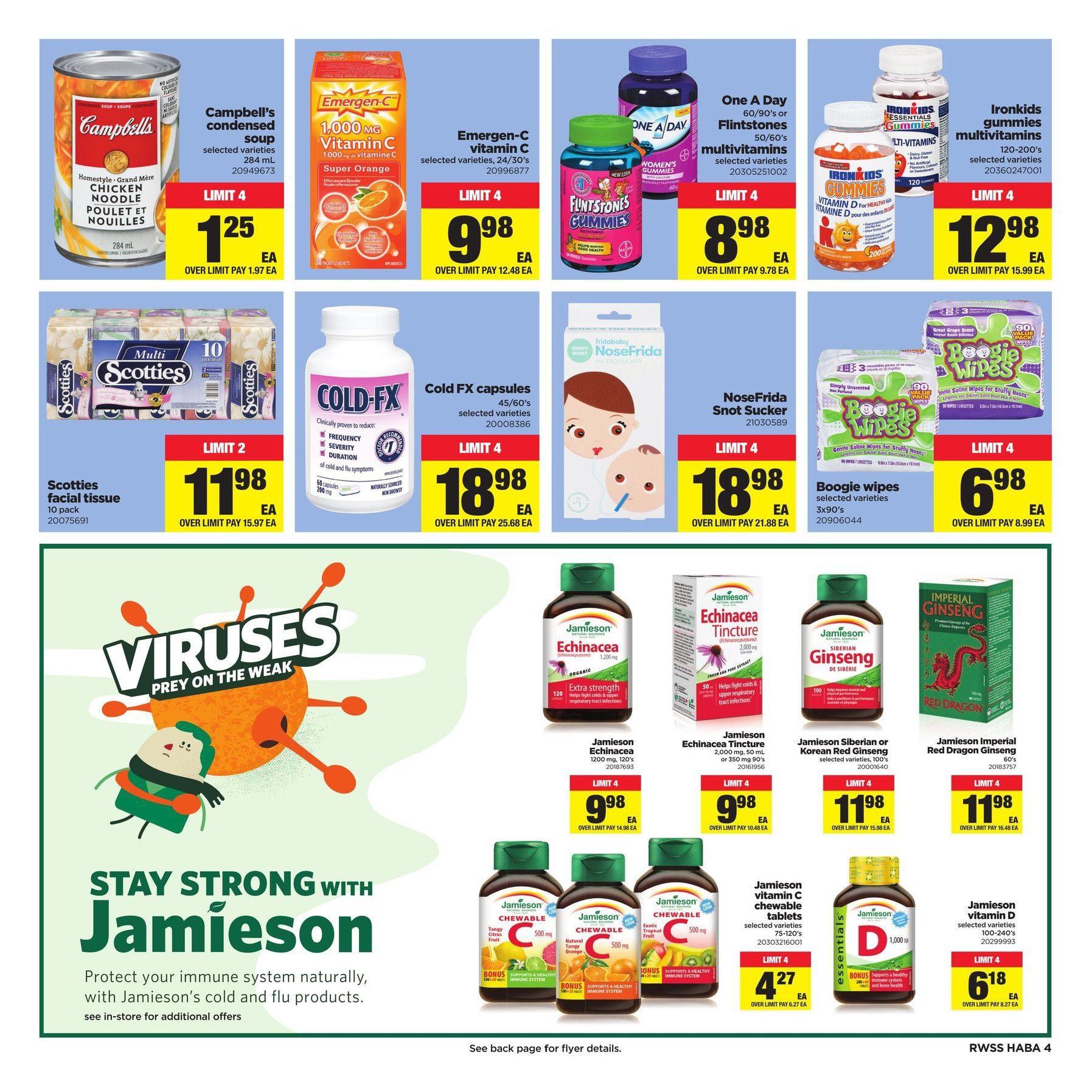 Real Canadian Superstore Weekly Flyer Sep 29 Oct 5 Lipton Pyramid Green Tea Mandarin Orange 30s