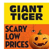Giant Tiger - Weekly - Scary Low Prices Flyer