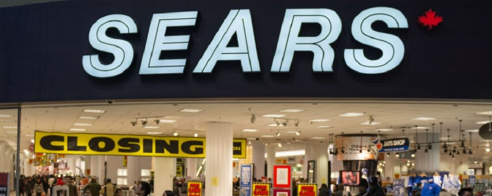 Sears Canada Has Closed its Online Store