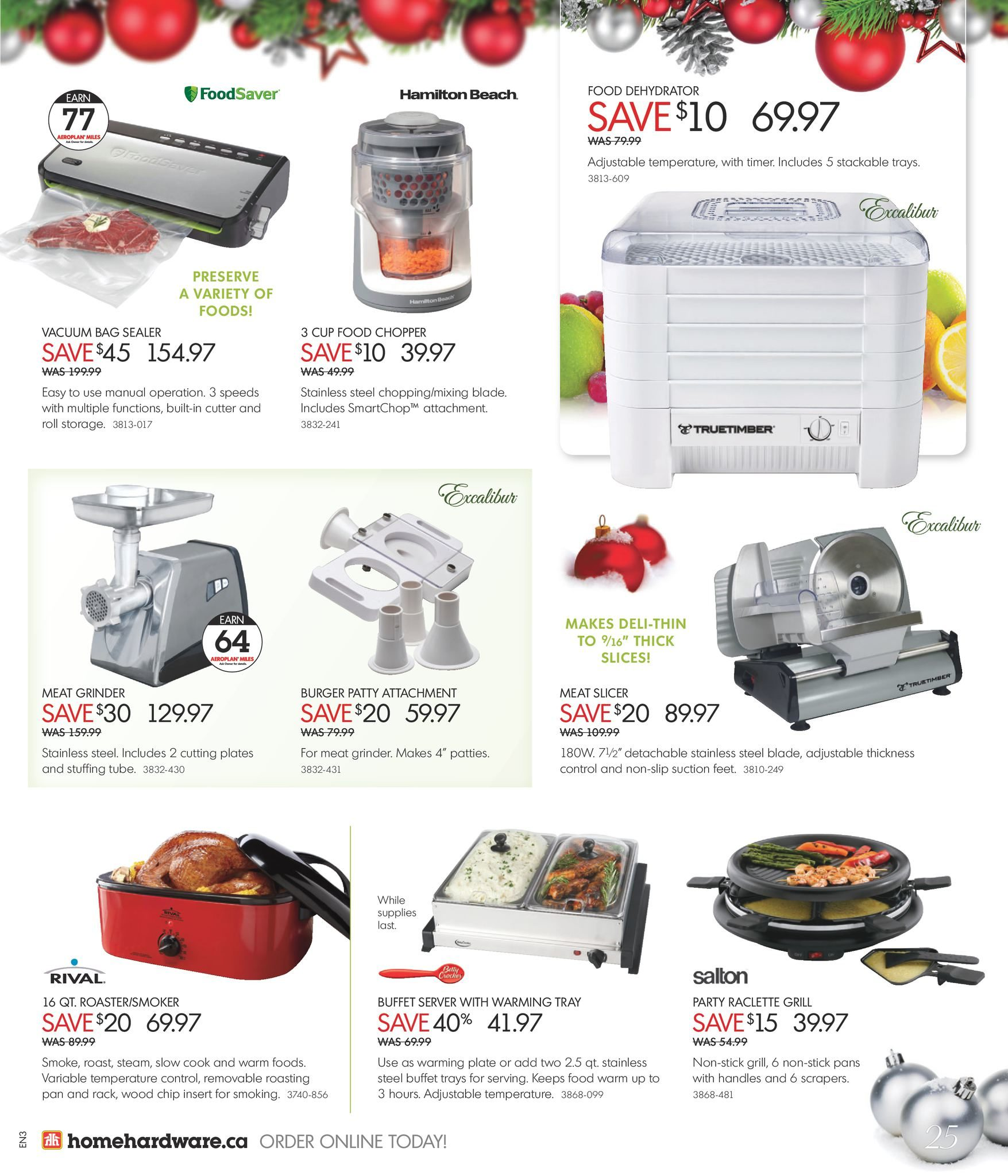 home hardware weekly flyer 2017 gift shopping guide oct 25 dec rh redflagdeals com