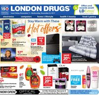 - General - Stay Warm With These Hot Offers Flyer
