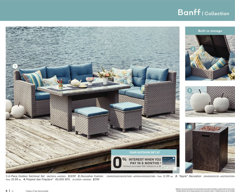 Rona Weekly Flyer - Enjoy Your Backyard - Mar 22 – Apr 25 ...