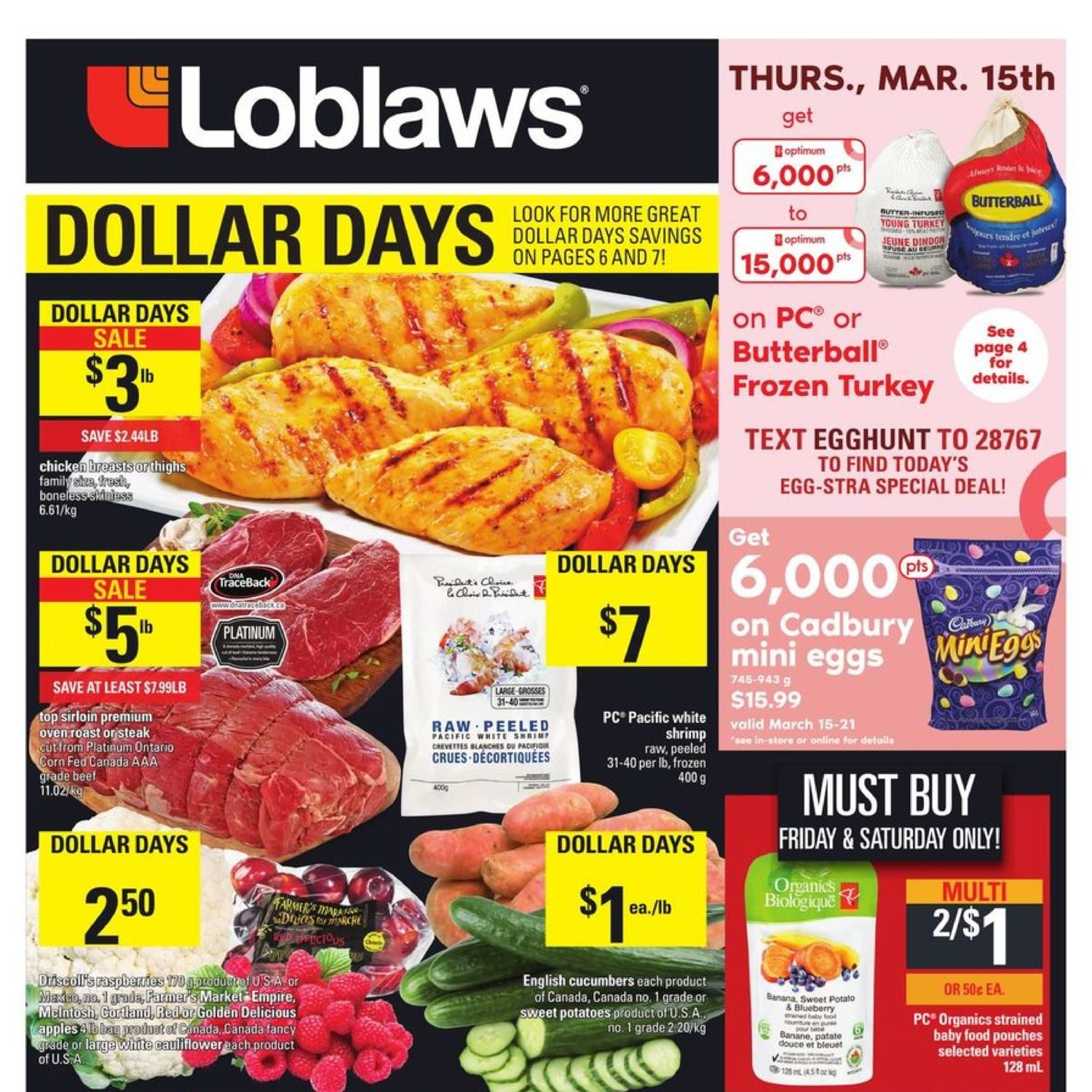 Super White Coffee Classic 15 s 600 Gr Source Loblaws Weekly Flyer Weekly