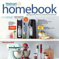 Walmart - Homebook Flyer