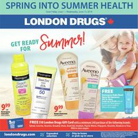 - Spring Into Summer Health Flyer