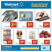 Walmart - Scarborough North East Supercentre - Weekly Specials Flyer
