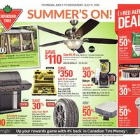 - Weekly - Summer's On! Flyer