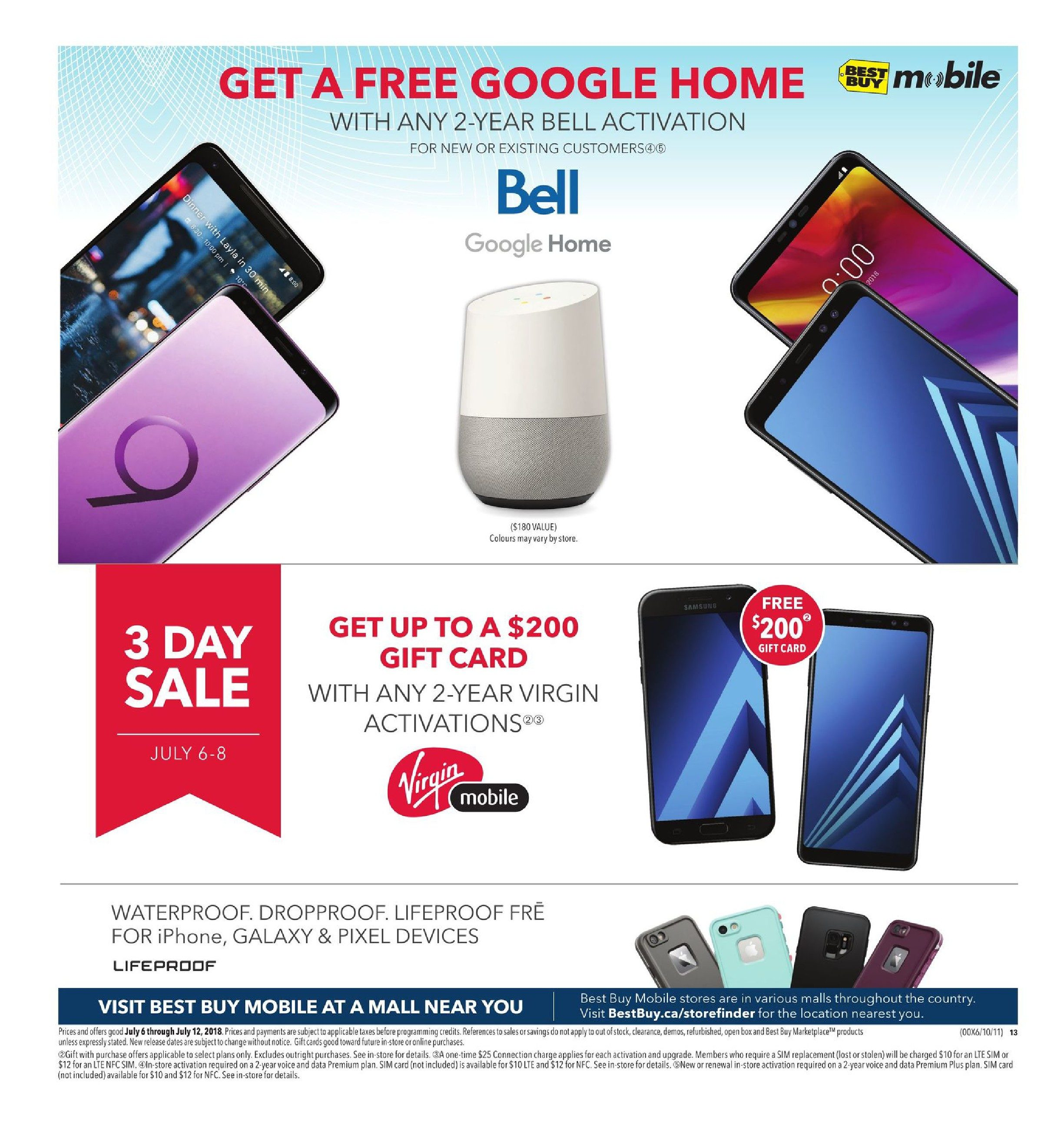Best Buy Weekly Flyer Hot Tech At Even Hotter Savings 5 8211 30 Minute Timer Jul 6 12