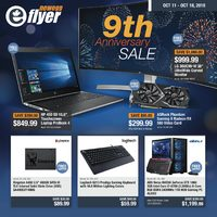 Newegg - 9th Anniversary Sale Flyer