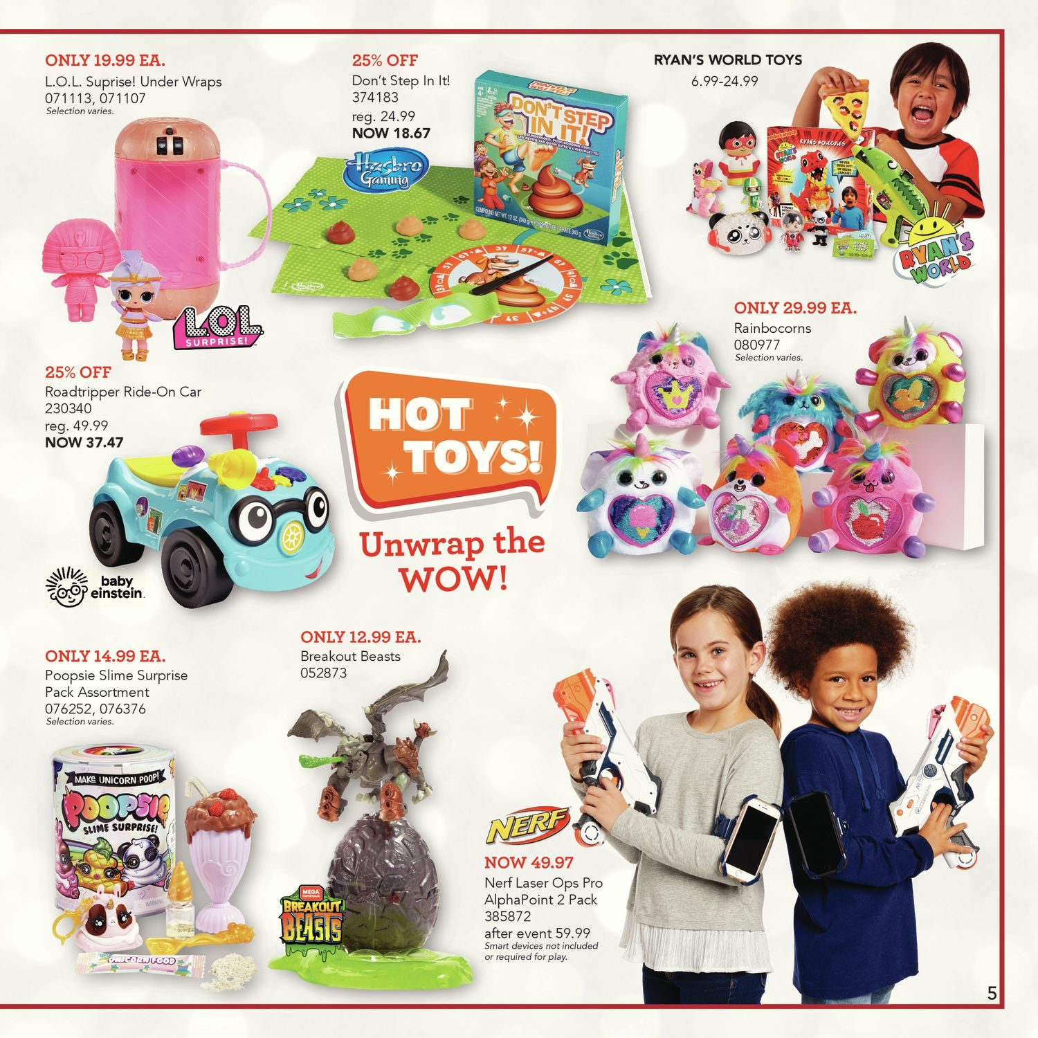 Toys R Us Weekly Flyer Ultimate Toy Guide 2018 Nov 2 15 Garage Wire Diagram Air Hogs Ride