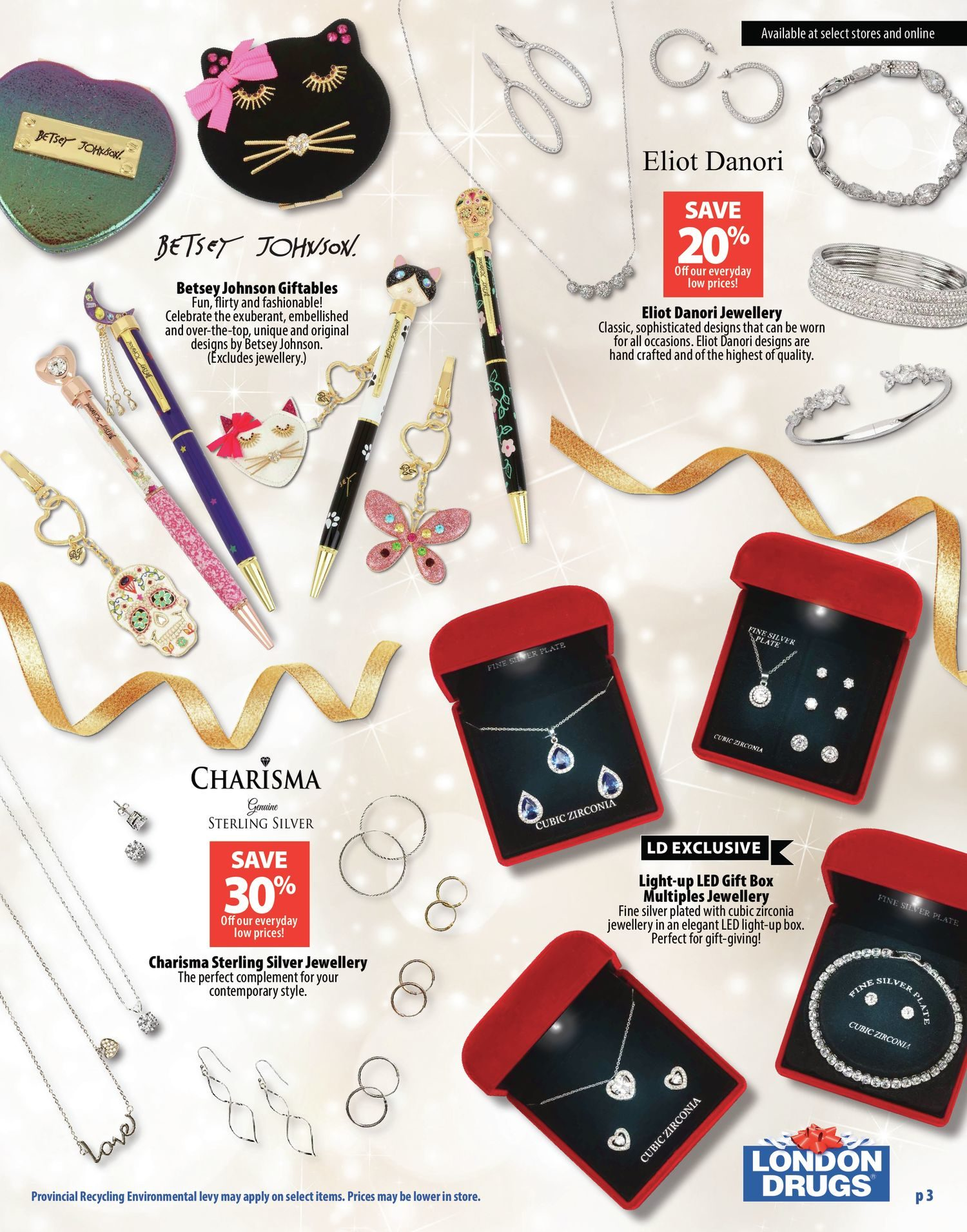 London Drugs Weekly Flyer All Your Christmas Gifts Nov 16 24 Defunc Plus Hybrid Corded Earbud