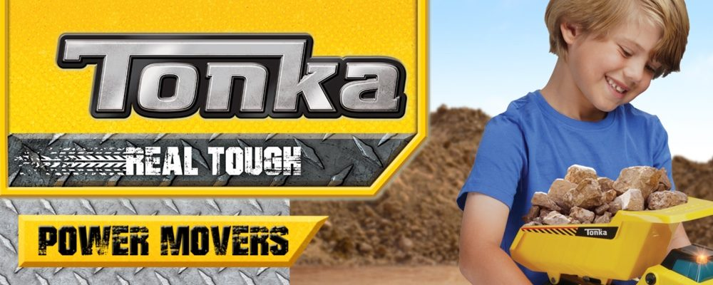 Fun New Tonka Toys To Buy This Holiday Season