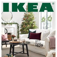 IKEA - The Living Room Event Flyer