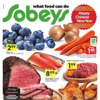 Sobeys - Weekly Specials - What Food Can Do Flyer