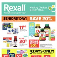 Rexall - Calgary Only - Weekly Specials Flyer