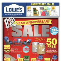 - Weekly - 12 Year Anniversary Sale Flyer