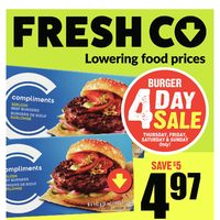 Fresh Co Flyer - Surrey, BC - RedFlagDeals com