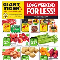 - Weekly - Long Weekend For Less! Flyer