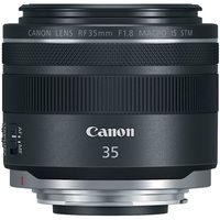 Canon Rf 35mm f1.8 Macro Is Stm Lens