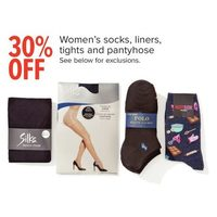 Women's Socks, Liners, Tights And Pantyhose