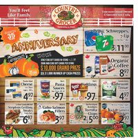 Country Grocer - Weekly Specials Flyer