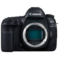 Canon EOS 5D Mark IV Full Frame DSLR Camera Body