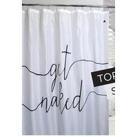 Moda Get Naked Shower Curtain