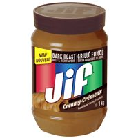 Jif Peanut Butter or No Name Honey