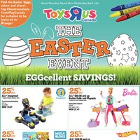 - The Easter Event Eggcellent Savings! Flyer