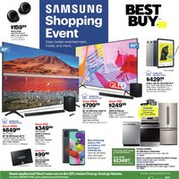 - Weekly - Samsung Shopping Event Flyer