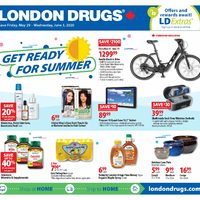 - 6 Days of Savings - Get Ready For Summer Flyer
