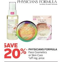 Physicians Formula Face Cosmetics Or Skin Care