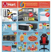 Hart Stores - 2 Weeks of Savings - 60th Anniversary Sale Flyer