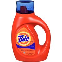 Tide, Gain or Persil Laundry Detergent, Downy, Bounce or Gain Fabric Softener, Bounce or Gain Sheets, Downy or Gain Beads