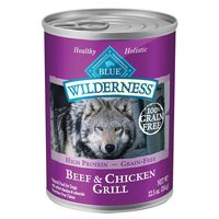 Blue Wilderness True Solutions & Canidae Dog Food