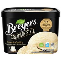 Breyers Creamery Style Ice Cream or Confectionery Frozen Dessert