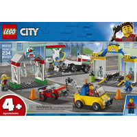 LEGO City Town Garage Center