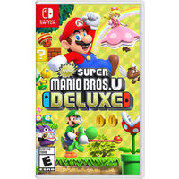 Nintendo Switch Super Mario Bros Deluxe