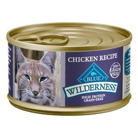 Blue Buffalo Life Protection, Wilderness & True Solutions Canned Cat Food