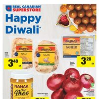 - World Foods - Happy Diwali Flyer