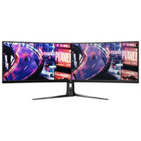 Asus 49'' 1080p FHD 144Hz Curved VA FreeSync Monitor