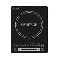 Heritage Induction Cooktop With 8 Cooking Functions