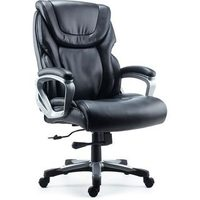 Staples Denaly Big and Tall Leather Chair