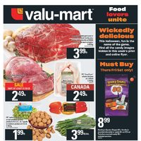 Valu-Mart - Weekly Specials Flyer