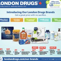 London Drugs - 2 Weeks of Savings Flyer