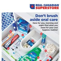 Real Canadian Superstore - Oral Care Flyer