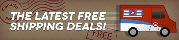 Free Shipping Codes Canada Free Shipping Coupons Deals Redflagdeals Com Redflagdeals Com